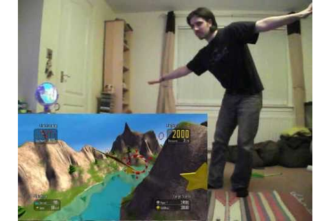 Flying with Kinect - Avaglide (Xbox Indie) FAAST and ...