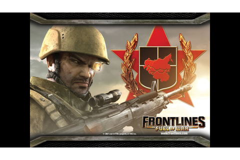 Frontlines: Fuel of War | PC Gameplay [HD] - YouTube