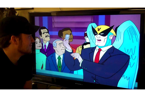 Harvey Birdman Attorney At Law Review (PS2, Wii and Psp ...