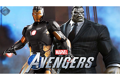 Marvel's Avengers Game - Alternate Suits Confirmed, New ...