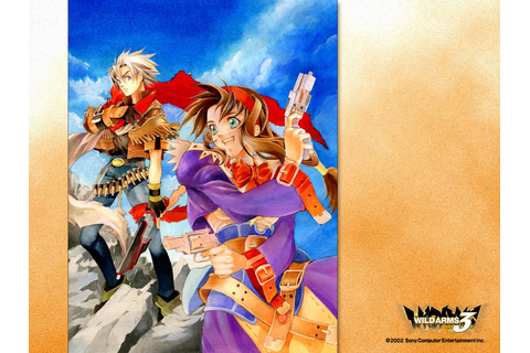PlayStation 2: Wild Arms 3 Downloads at Ps2Fantasy.com