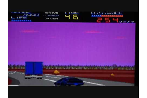 Knight Rider Special - PC Engine - YouTube