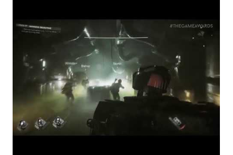 GTFO - 1st Official Gameplay Trailer (PS4/XBO/PC)(1080p ...