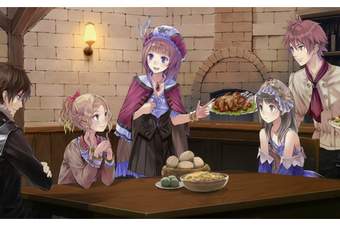 Atelier Totori: The Adventurer of Arland Wallpaper and ...