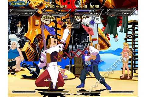 Guilty Gear Isuka - Download Free Full Games | Fighting games