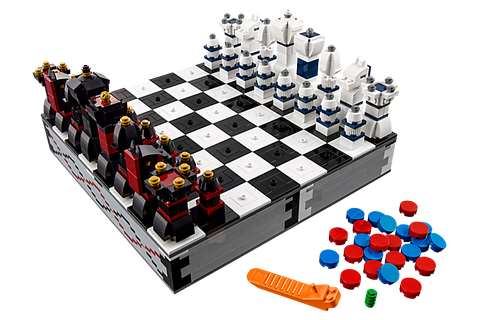 LEGO® Iconic Chess Set - 40174 | LEGO Shop