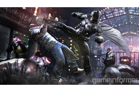 Game batman arkham origins wallpaper | 1600x900 | #25603