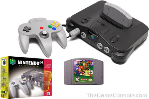 TheGameConsole.com: Nintendo Video Game Consoles