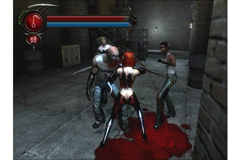 Download Free Bloodrayne 2 Games - PC Game