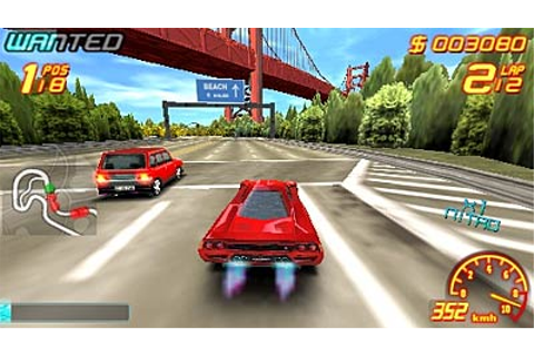 Asphalt: Urban GT 2 Preview for the PlayStation Portable (PSP)