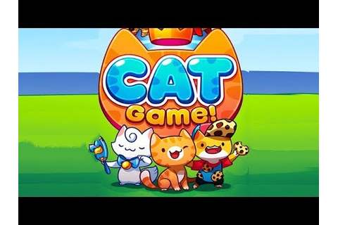 Cat Game: The Cat Collector Android/iOS Gameplay (Beta ...