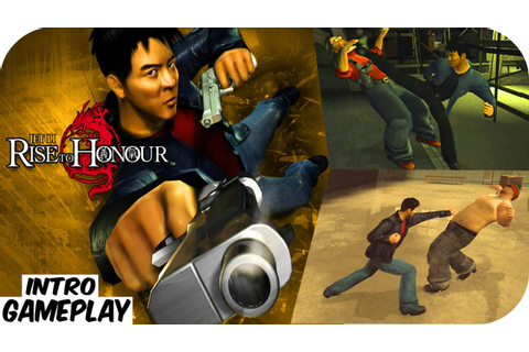 JET LI Rise to Honour INTRO & Gameplay PS2 HD - YouTube
