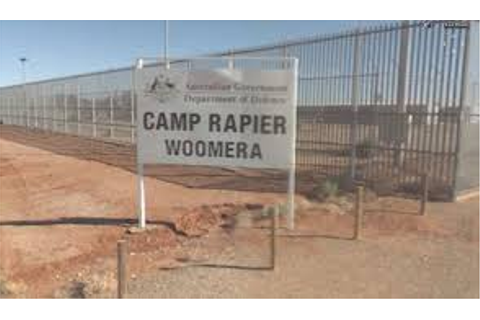Escape from Woomera | Art as Games