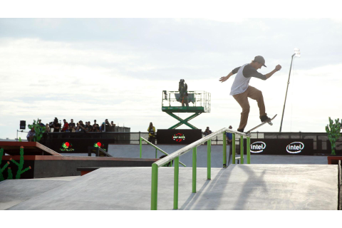 the full Men's Skateboard Street competition from X Games ...