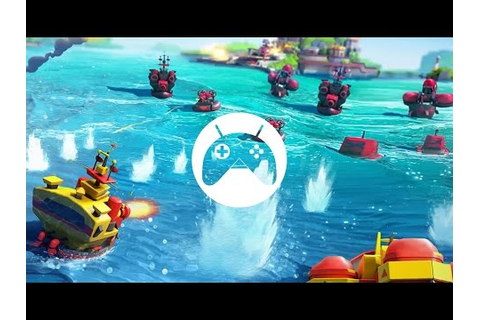 SEA GAME Android Gameplay - YouTube