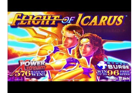 ᐅ ++NEW Flight of Icarus slot machine, DBG - Free Online Games