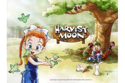 My Online Game: Free Download Games Harvest Moon Back To ...