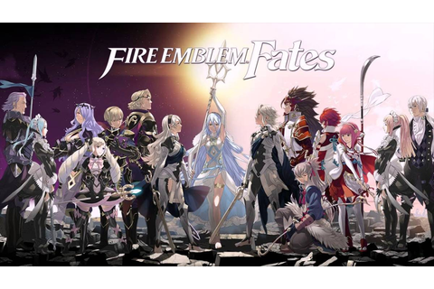 Check Out 14 Minutes Of Fire Emblem Fates Game Play