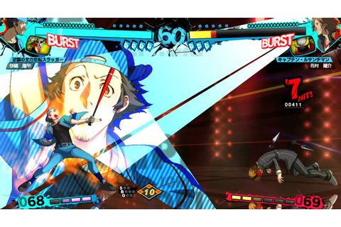 Persona 4 Arena Ultimax is good even if you suck at ...