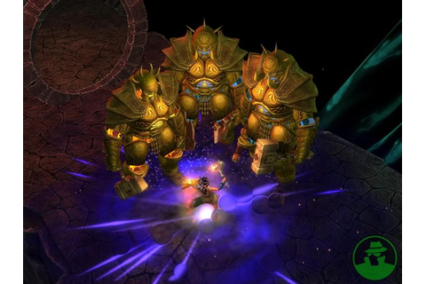 Titan Quest Immortal Throne Download game RPG Clasic ...