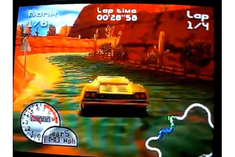Roadsters N64 Game (Area 51) - YouTube