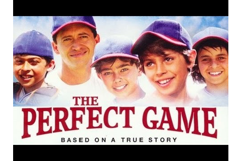 The Perfect Game Movie Trailer - YouTube