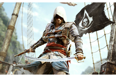 Assassin's Creed IV: Edward Kenway WIP