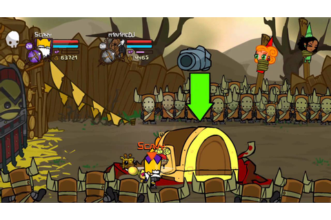 Castle Crashers Online Game - YouTube