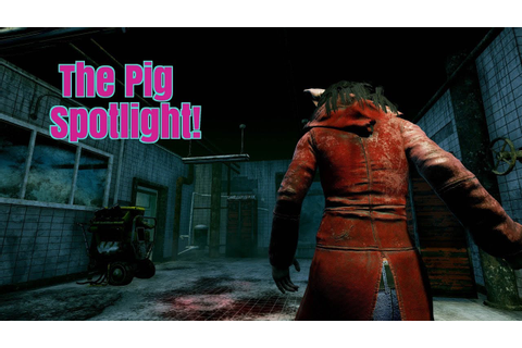Dead by Daylight Saw DLC Killer spotlight The Pig - YouTube