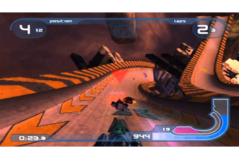 Wipeout fusion- PS2 - YouTube