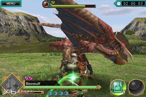 Android Games Pum: Monster Hunter Dynamic Hunting android ...