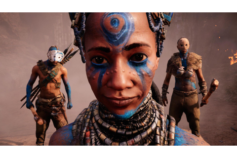 Wallpaper Far Cry Primal, Best Games, PC, PS4, Xbox One ...