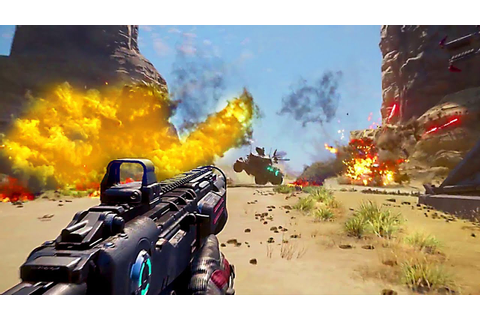 RAGE 2 Gameplay Walkthrough (E3 2018) - YouTube