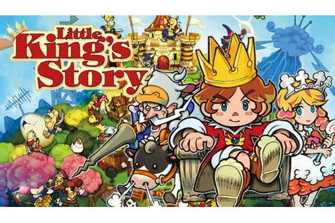 Little King's Story Free Download PC Games | ZonaSoft