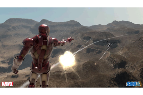 The Best Iron Man Games
