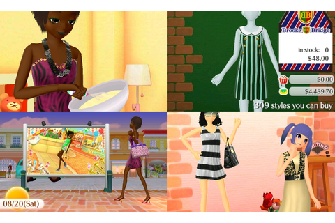 Review: Style Savvy: Fashion Forward