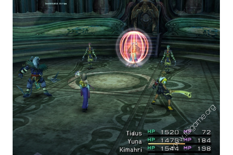 Final Fantasy X - Download Free Full Games | Role-Playing ...