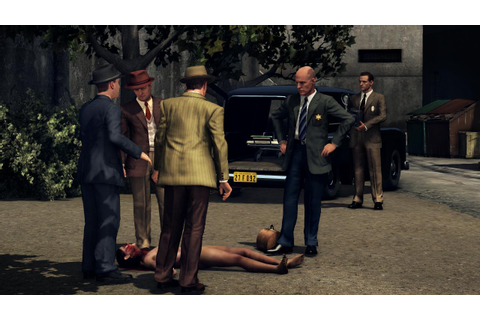 WR: L.A. Noire (PS3, Xbox 360) | Game Usagi