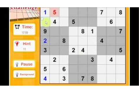 Sudoku Games games on Miniplay.com
