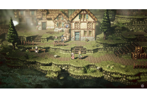 Octopath Traveler is now the best-selling game in America ...