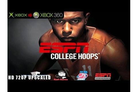 ESPN College Hoops - Gameplay Xbox HD 720P (Xbox to Xbox ...