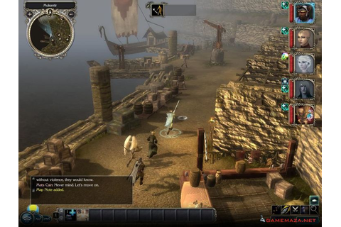 Neverwinter Nights 2 Gameplay Screenshot 2 | Games ...