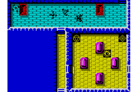 Ranarama (1987) by Graftgold ZX Spectrum game