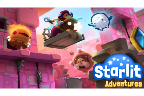 Starlit Adventures - iOS / Android - HD Gameplay Trailer ...