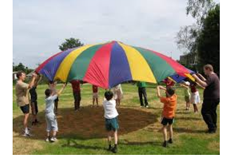 Pro Educational Toys: Parachute Games by Trisha Roberts