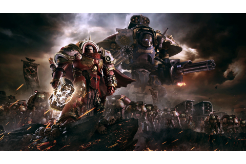 Warhammer 40,000: Dawn of War III Preview - On Your Feet ...