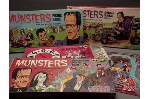 THE MUNSTERS COLLECTIBLES #05