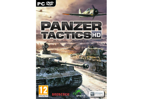 Panzer Tactics HD - PC Game | Multirama.gr