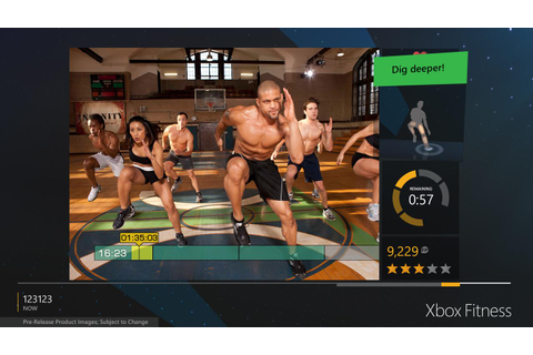 Xbox Fitness brings celebrity trainers, Kinect workouts to ...
