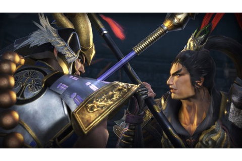 Warriors Orochi 4 details Athena, more Sacred Treasures ...